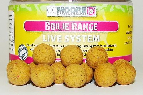 Бойлы плавающие CC Moore Live System Air Ball Pop Ups 15mm 50 baits