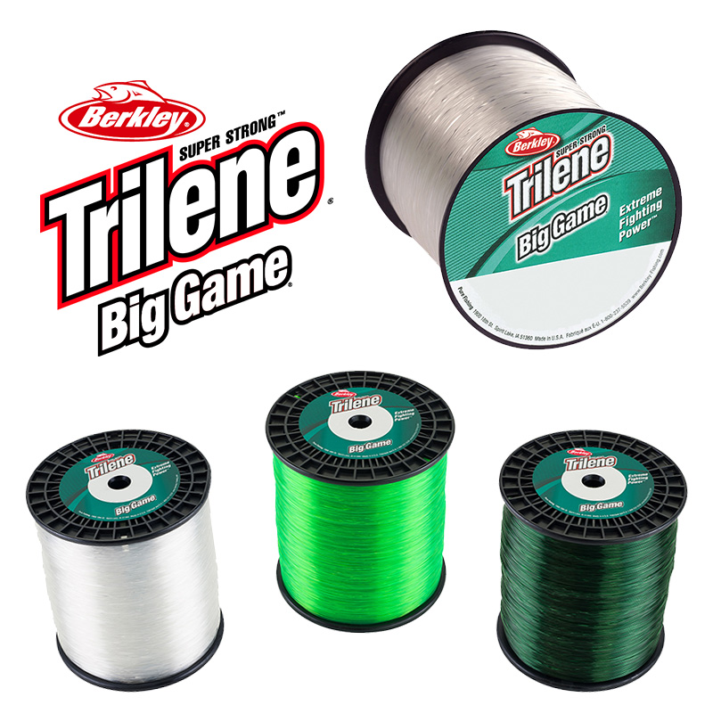 Berkley Trilene Big Game 12LB 0.28MM 1000M CLR