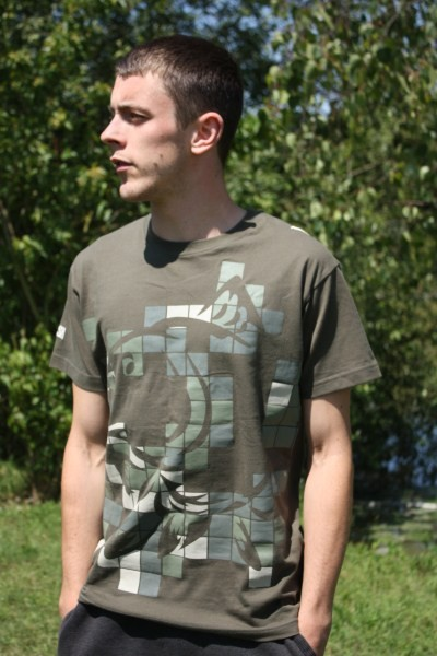 Футболка Nash T-Shirt Green S