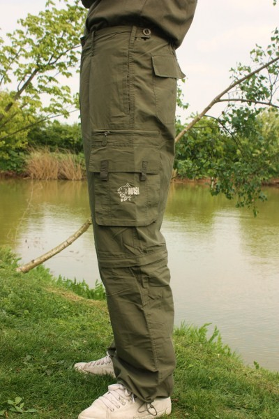 Брюки Nash Combats Trousers Long XXL