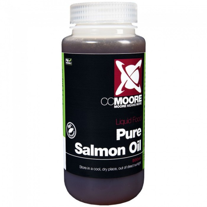 CC Moore Pure Salmon Oil 250ml