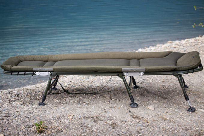 Solar SP C-TECH BEDCHAIR (INCLUDES DETACHABLE BAG)