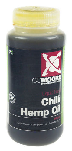 Фото — Аттрактанты и дипы CC Moore Chilli Hemp Oil