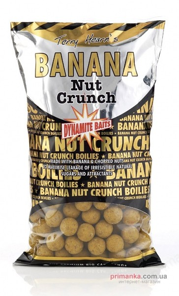 Dynamite Baits Banana Nut Crunch S/L 26mm