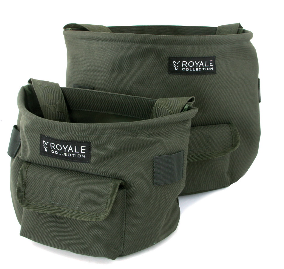 Фото — Сумки, чехлы Fox Royale Boilie/Stalking Pouch