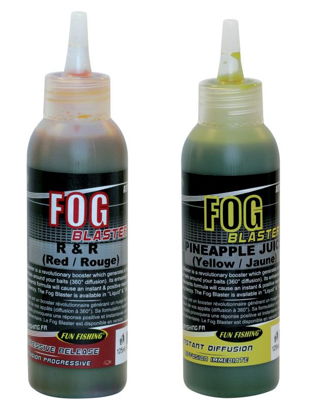 Фото — Аттрактанты и дипы Fun Fishing Fog Blaster Gel 125ml