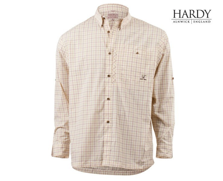 Фото — Одежда Рубашка Hardy Radcliffe Tattersall Shirt