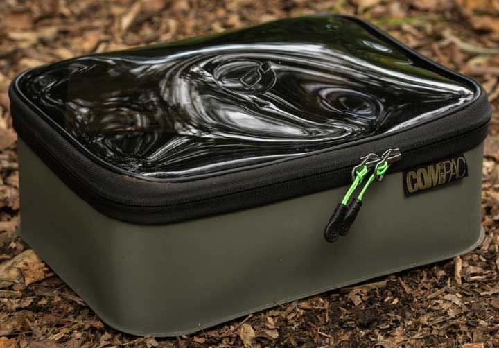 KORDA Compac small 140 Dimensions 260x140x70 mm.