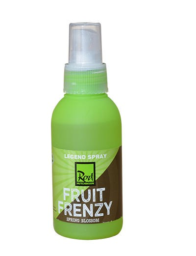 Rod Hutchinson Legend Boilie Dip Spray Fruit Frenzy 100ml