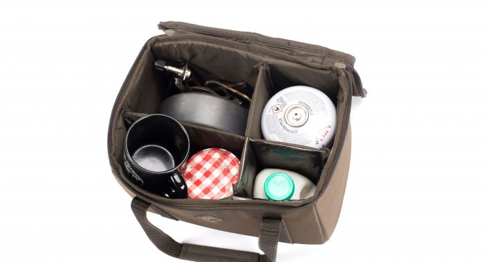 Фото — Сумки, чехлы Nash Logix De Luxe Brew Kit Bag