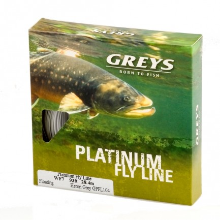 FLYLINE FLOATING HERON Gy WF10