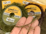 Solar 1m Weedeffect Leadcore Leader Brown