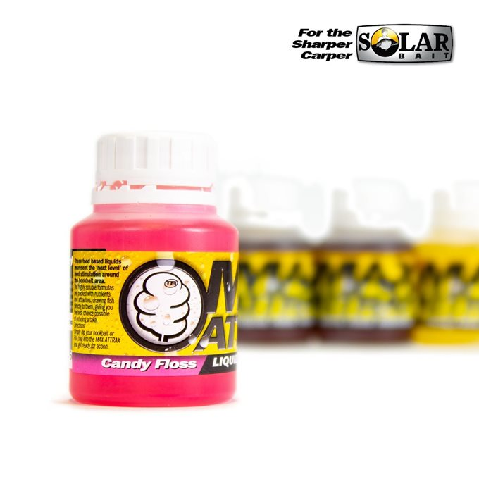 Solar MAX ATTAX CLUB MIX 200ml LIQUIDS