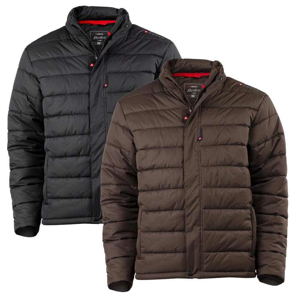 Greys Strata Quilted Jacket L