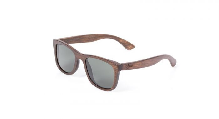Очки Nash Bamboo Sunglasses (Grey Lense)