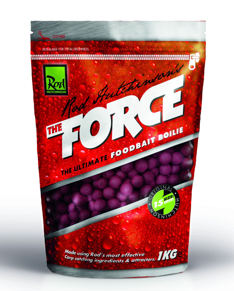 The Force food Bait Boilie 20mm 1Kg